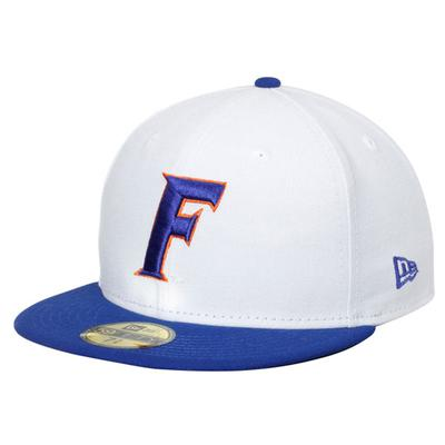 Florida Baseball On the Field 2 Tone Fitted Hat