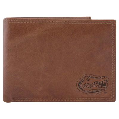 Florida Zep-Pro Leather Bifold Wallet