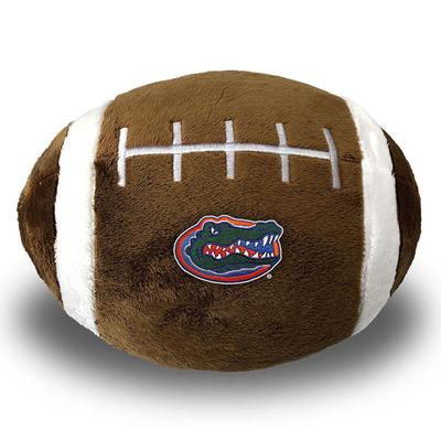 Florida Embroidered Plush Football