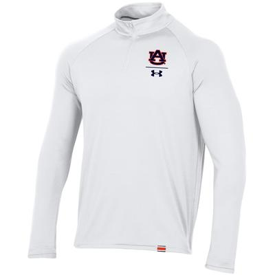 Auburn Under Armour Men's Light Weight 1/4 Zip Pullover