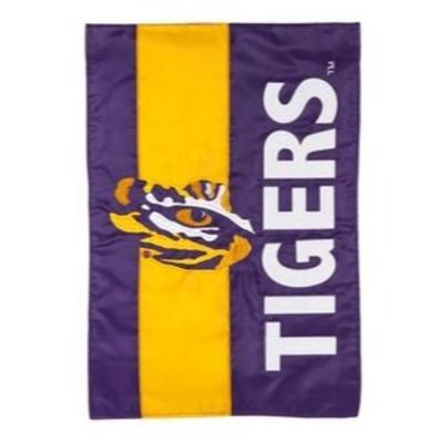 LSU 12.5' x 18' Garden Flag