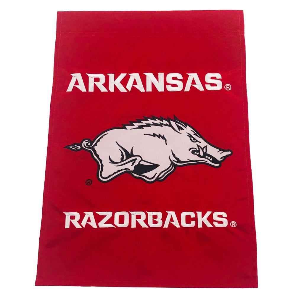 Arkansas 12.5 ' X 18 ' Garden Flag