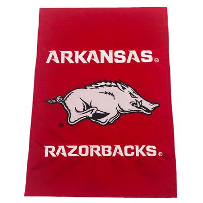 Arkansas 12.5' x 18' Garden Flag