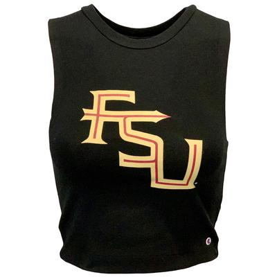 Florida State Champion Women's Ultimate Fan Crop Top