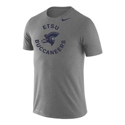 ETSU Nike Men's Legend Lift Short Sleeve Tee