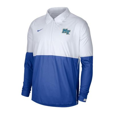 MTSU Nike Men's Light Weight Coaches Jacket