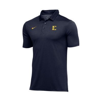 ETSU Nike Men's Dry Stripe Polo