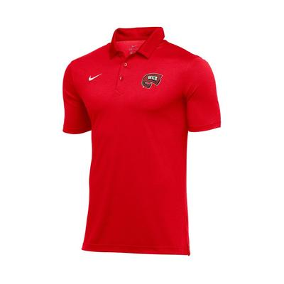 Western Kentucky Nike Men's Dry Stripe Polo