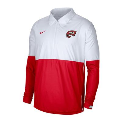 Western Kentucky Nike Men's Light Weight Coaches Jacket