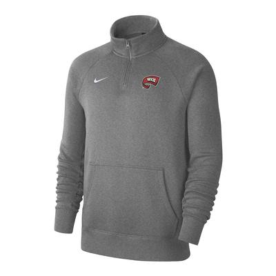 Western Kentucky Nike Men's Club 1/4 Zip Pullover