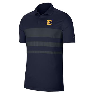 ETSU Nike Men's Vapor Colorblock Polo