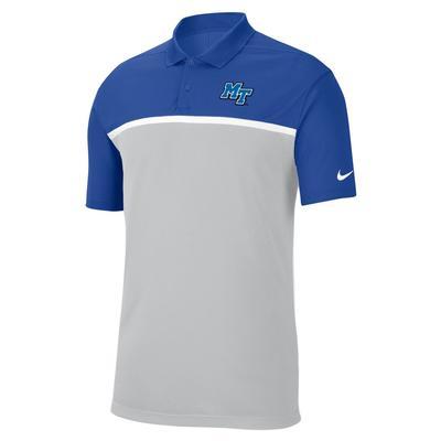 MTSU Nike Men's Victory Colorblock Polo