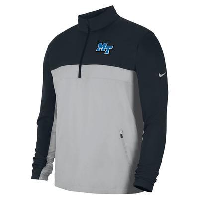 MTSU Nike Men's Victory Half Zip Shield Jacket