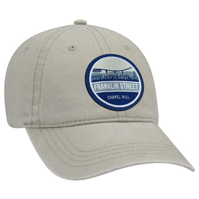 Chapel Hill Uscape Scenic Vintage Washed Adjustable Hat
