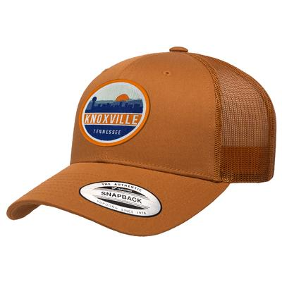 Knoxville Uscape Scenic Patch Trucker Adjustable Hat
