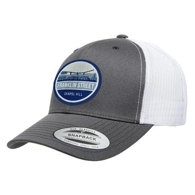Chapel Hill Uscape Scenic Patch Trucker Adjustable Hat