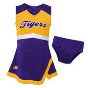 Lsu Gen2 Infant Cheer Dress/Bloomer