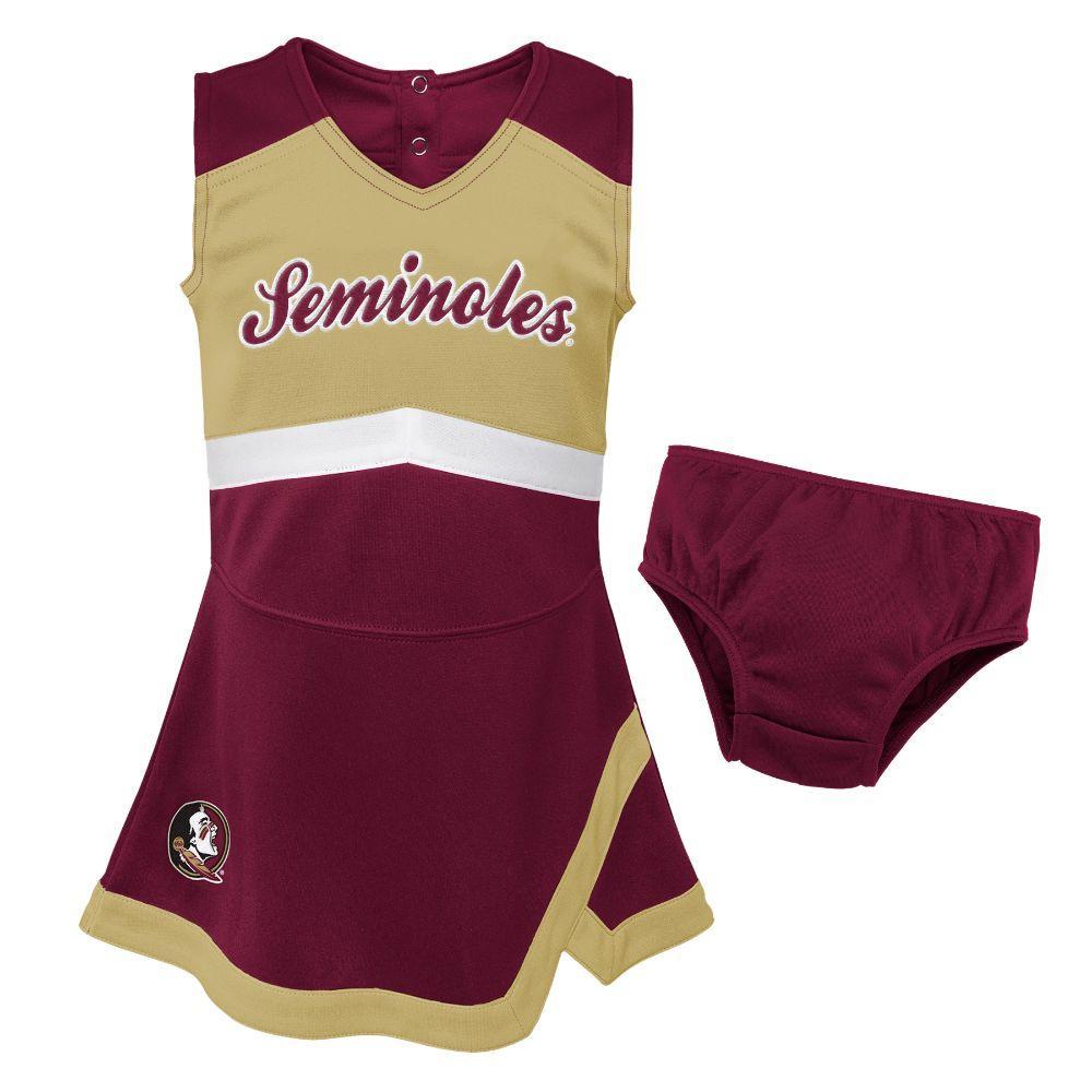 Florida State Gen2 Infant Cheer Dress/Bloomer