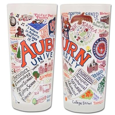 Auburn College Town Glass