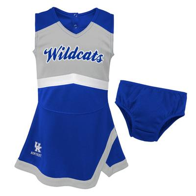 Kentucky Gen2 Toddler Cheer Dress with Bloomers