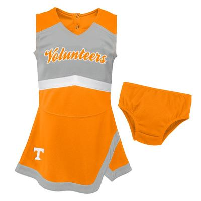 Tennessee Gen2 Toddler Cheer Dress with Bloomers