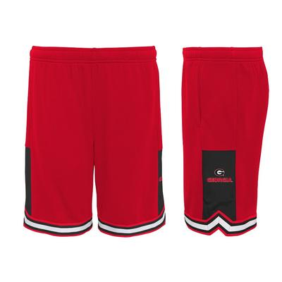 Georgia Gen2 Boy's Stated Poly Mesh Shorts