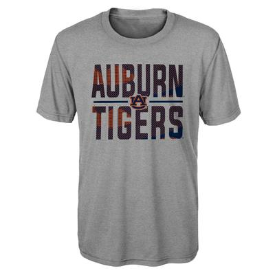 Auburn Gen2 Boy's Ground Control Short Sleeve Tee