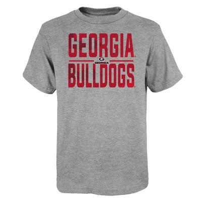 Georgia Gen2 Boy's Ground Control Short Sleeve Tee