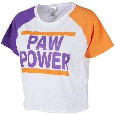 Clemson Zoozatz Women's Run Crop Tee