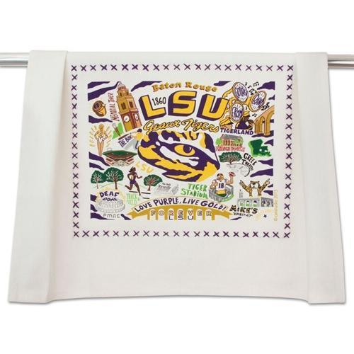 Lsu Dish Towel