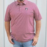 Florida State Peter Millar Mills Stripe Jersey Polo