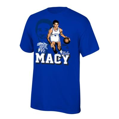 Kentucky Kyle Macy Player Tee