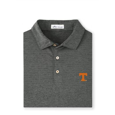 Tennessee Peter Millar Engineered Stripe Polo