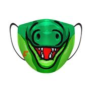 Florida Rock ' Em Socks Maskot Face Mask