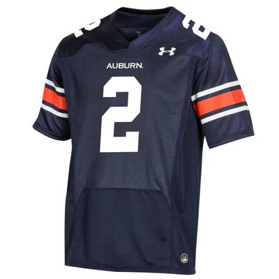 Auburn Under Armour Replica #2 Jersey