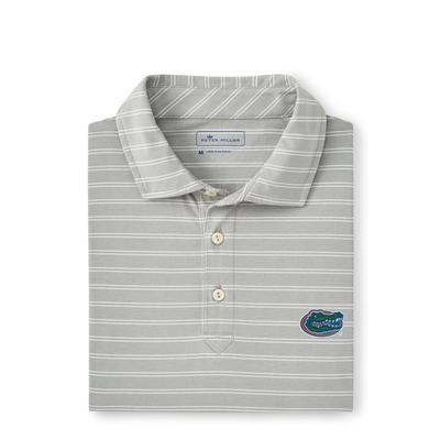 Florida Peter Millar Dunns Stripe Polo