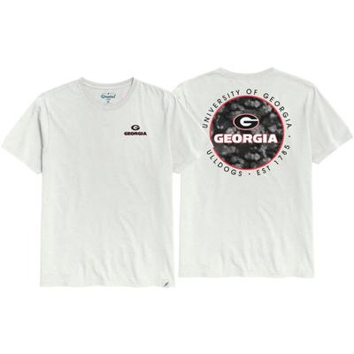 Georgia League Women's Earthquake Tumble Wash Tee