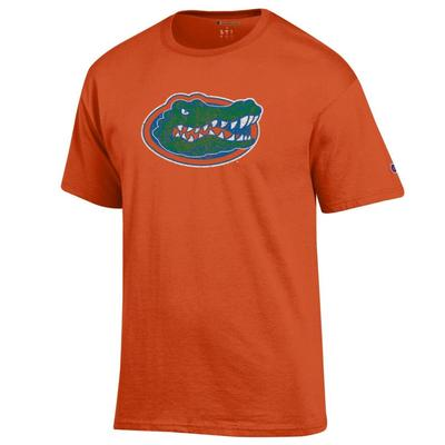 Florida Champion Giant Logo Gator Head Tee