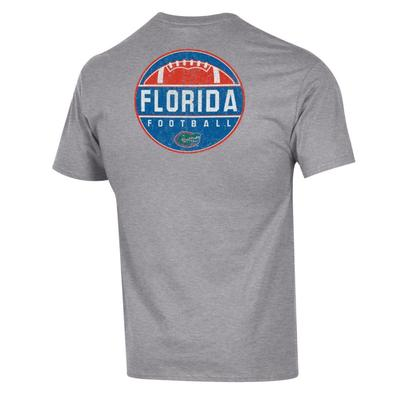 Florida Champion Football Circle Tee