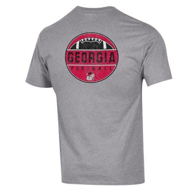 Georgia Champion Football Circle Tee