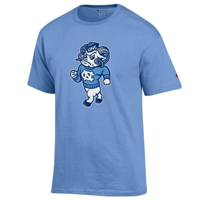 UNC Champion Secondary Full Ram Tee
