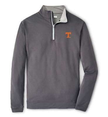 Tennessee Peter Millar Perth Stretch 1/4 Zip
