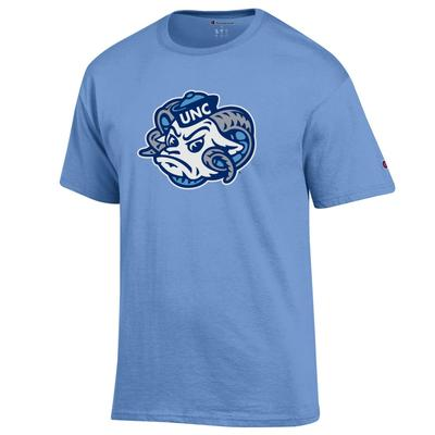 UNC Champion Secondary Ram Head Tee