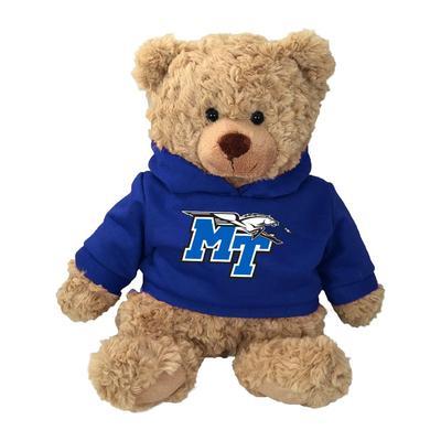 MTSU 13 Inch Cuddle BuddiePlush Bear