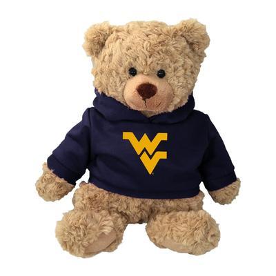 West Virginia 13 Inch Cuddle Buddie Plush Bear