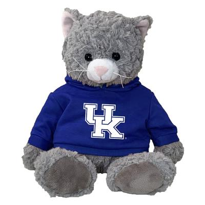 Kentucky 13 Inch Cuddle Buddie Plush Cat