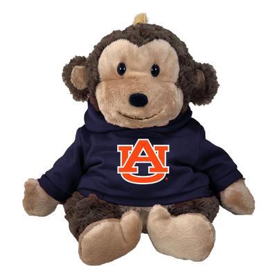 Auburn 13 Inch Cuddle Buddie Plush Monkey