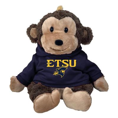 ETSU 13 Inch Cuddle Buddie Plush Monkey