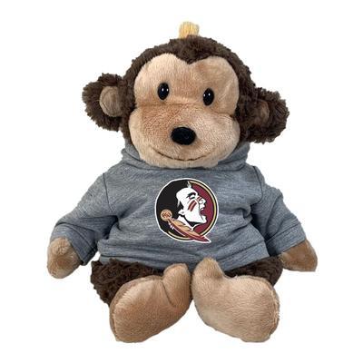 Florida State 13 Inch Cuddle Buddie Plush Monkey