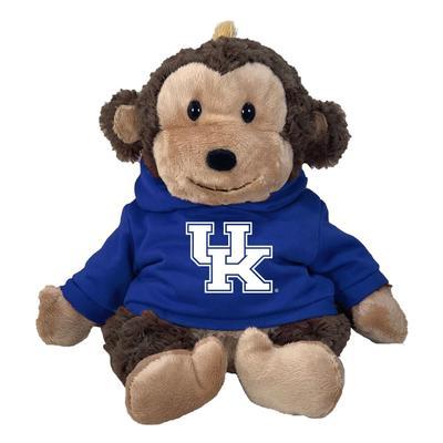 Kentucky 13 Inch Cuddle Buddie Plush Monkey